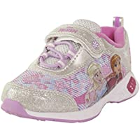 Josmo Kids Baby Girl's Frozen Sneaker (Toddler/Little Kid)