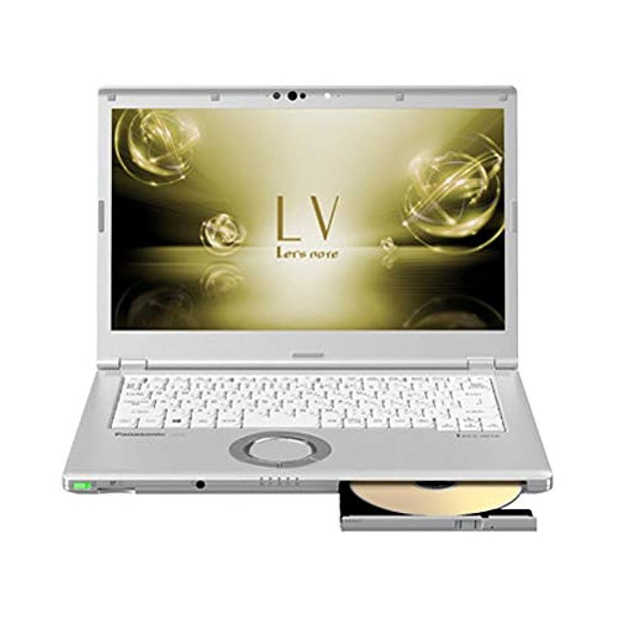 のれんスラム街マークされたパナソニック 14.0型 ノートパソコン Let''s note LVシリーズLet''s note 2018年 秋冬モデル(Core i5/メモリ 8GB/SSD 256GB/Office H&B 2016) CF-LV7HDGQR