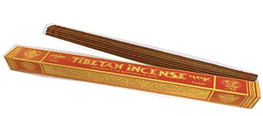 慈悲しなやかなドローチベタン インセンス チベット お香 ステック 浄化 天然ハーブ35種類 3cmx32cm 癒し リラックス