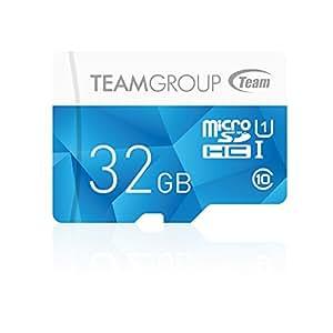 Team Micro SDHC/SDXC UHS-1 COLOR CARDシリーズ (32GB)