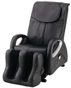 スライヴ マッサージチェア くつろぎ指定席ZERO <前にスライドするリクライニング> エアーバック機能搭載 ブラック CHD-8900(K)