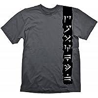 ジ・エルダー・スクロールズV スカイリム ドヴァキン バナー Tシャツ サイズL
