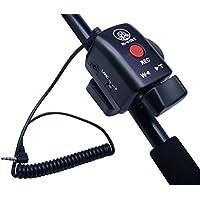 Helin ズームコントローラー HL-R1DVⅡ(Sony,Canon/Panasonic 撮影機向け)【付属ケーブルタイプ;HL-C65(カールケーブル)】
