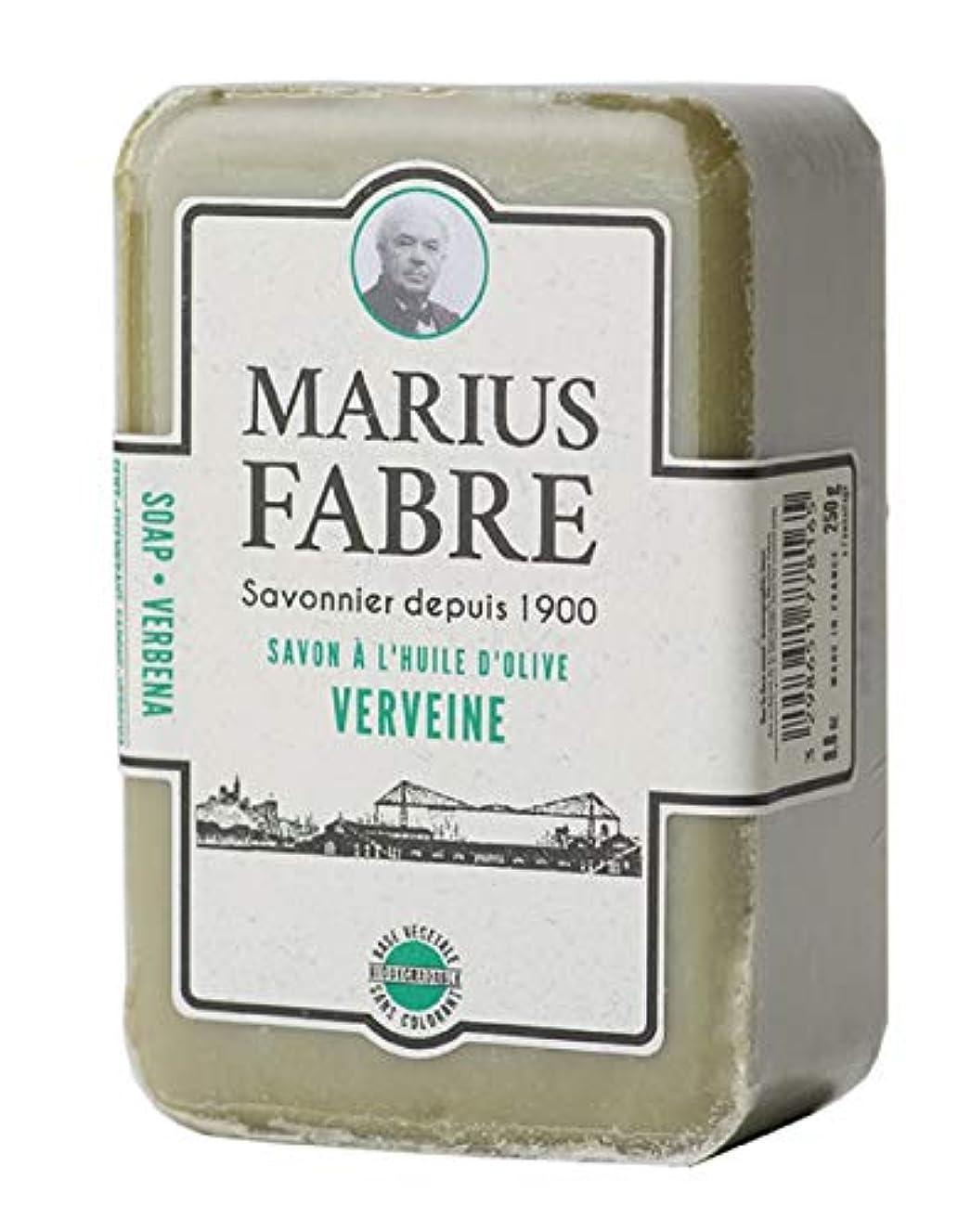 居心地の良い消毒剤コントラストサボンドマルセイユ 1900 バーベナ 250g