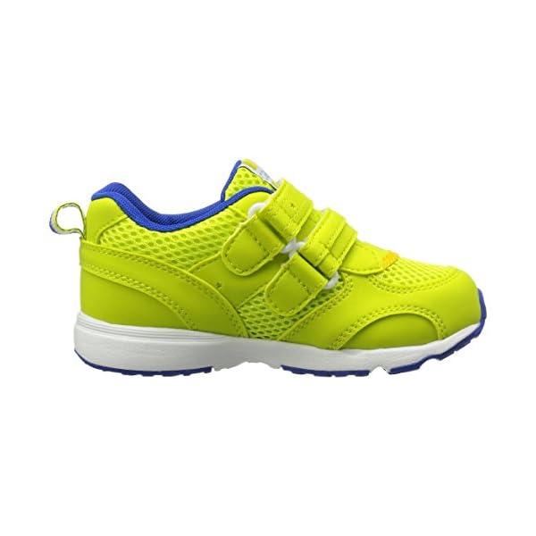 [キャロット] 運動靴 CR C2146 グリ...の紹介画像6
