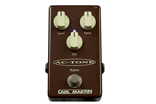 Carl Martin AC-TONE Single Channel Overdrive