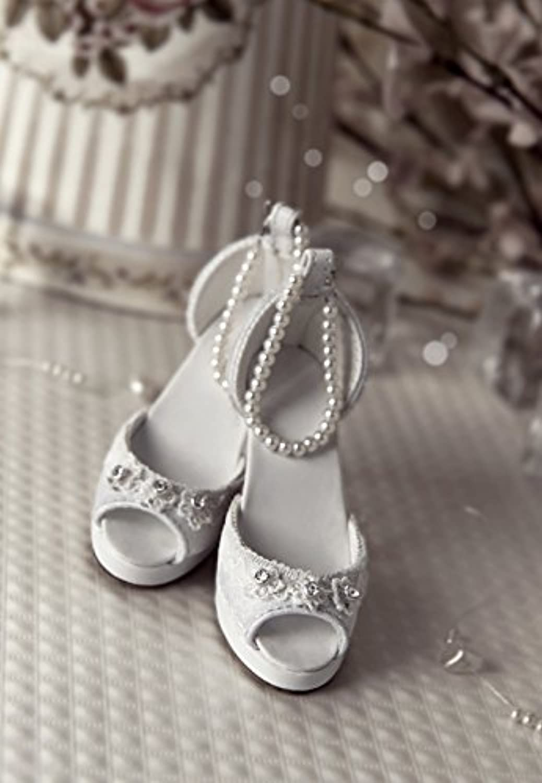 ASDOLL bjd靴 ドールシューズ bjdドール専用 3分プリンセスハイヒール 3分シューズ 球体関節人形 1/3女人形用靴