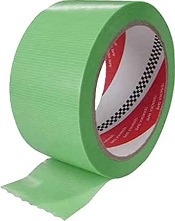 TERAOKA(寺岡) P-カットテープα NO.4100 若葉 50mmX50M 4100LGR50X50 [養生テープ・マスキングテープ]