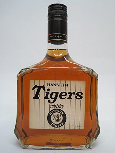 [ラベル色褪せあり] メルシャン 阪神タイガース ウイスキー 40度 720ml ■軽井沢蒸留所の原酒使用