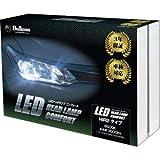 フジ電機工業 LEDヘッドランプ 6000K 12V/24V HIR2タイプBullcon ブルコン LED HEAD LAMP COMFORT BLH-60HIR