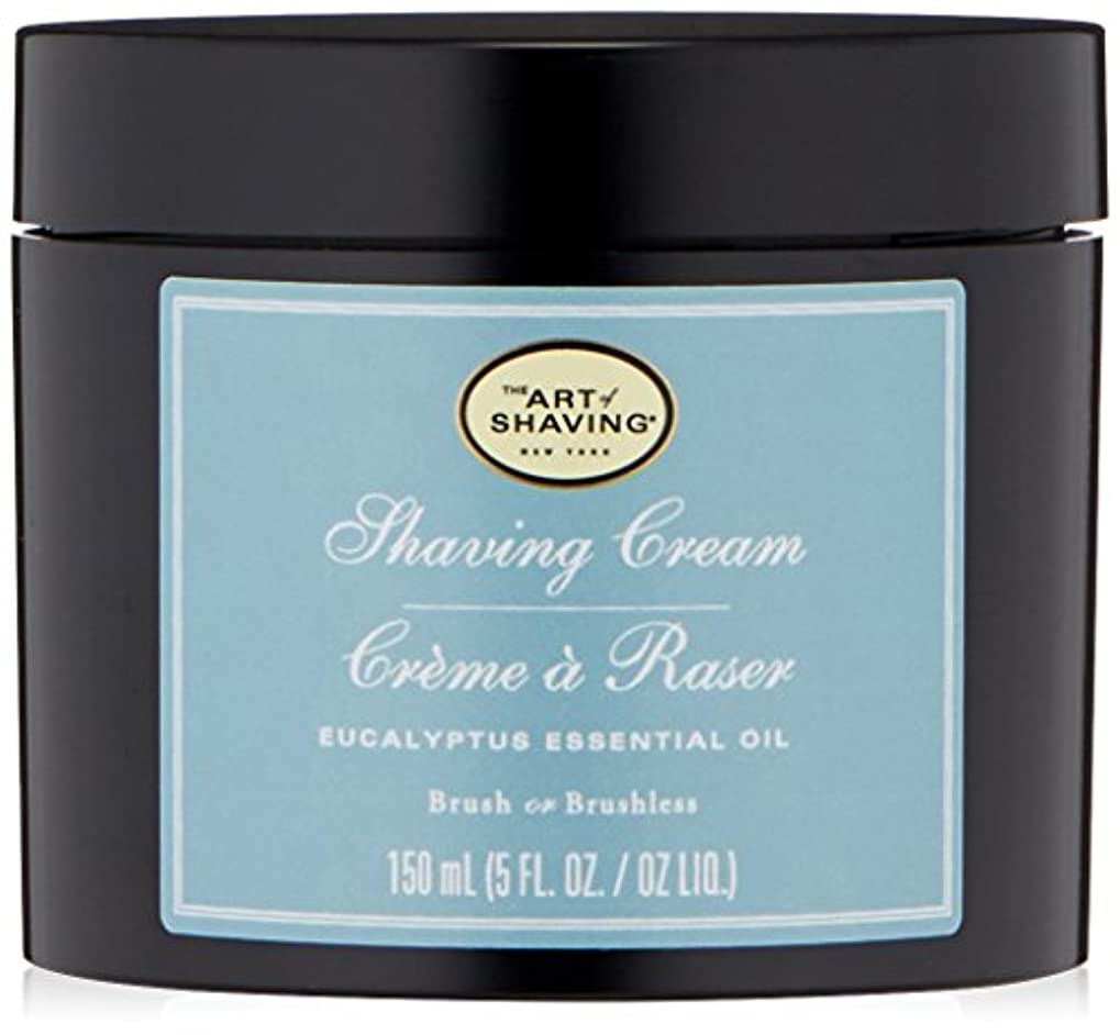 比率なぜならチャンピオンシップアートオブシェービング Shaving Cream - Eucalyptus Essential Oil 150ml/5oz並行輸入品