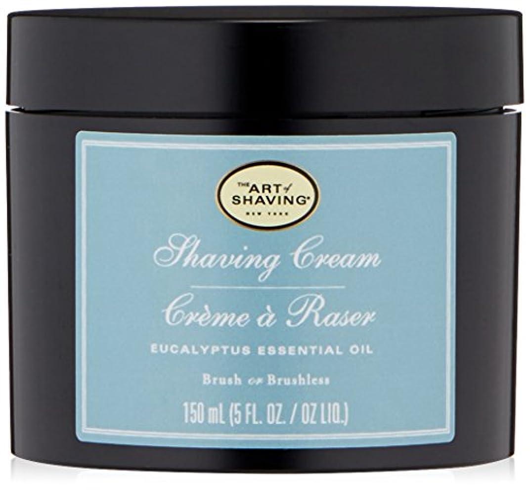近々偉業ライナーアートオブシェービング Shaving Cream - Eucalyptus Essential Oil 150ml/5oz並行輸入品
