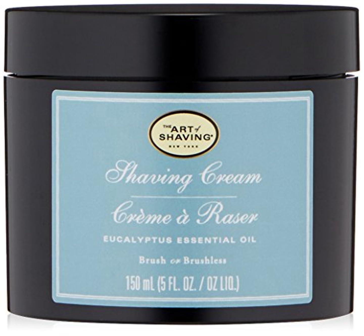 癒す潜む疑わしいアートオブシェービング Shaving Cream - Eucalyptus Essential Oil 150ml/5oz並行輸入品
