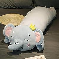 抱き枕 添い寝クッション ゾウ/豚/イヌ/ハムスター 可愛い ロング 背もたれ 取り外し可能 睡眠グッズ 可愛い縫い包み 女の子 お誕生日 プレゼント 横向き寝 妊婦 もこもこ 80cm 100cm 120cm