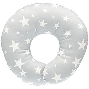 アリスインターナショナル エスメラルダ ドーナツ枕 ギャラクシーグレー 日本製 赤ちゃんの頭の形が良くなる