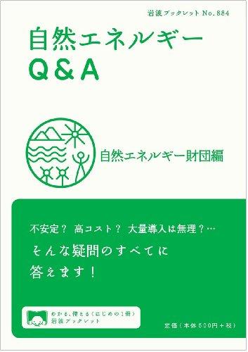 自然エネルギーQ&A (岩波ブックレット)の詳細を見る