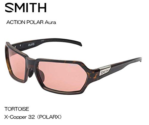 SMITH(スミス) Aura 【フレーム】TORTOISE 【レンズ】X-COPPER32 207500024 偏光サングラス