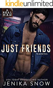 Just Friends (A Real Man, 19)
