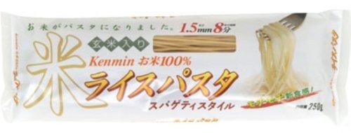 ケンミン ライスパスタスパゲティスタイル 250g