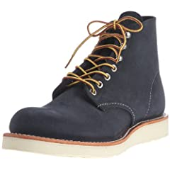 Red Wing 8154 13-32-6836-387: Navy Suede