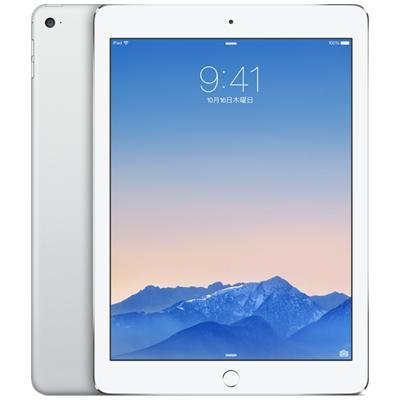 Apple iPad Air2 Wi-Fi Cellular (MGHY2J/A) 64GB シルバー 【国内版SIMフリー】
