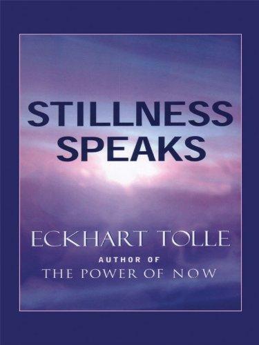 Stillness Speaks (Walker Large Print Books)