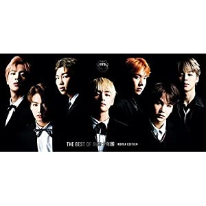 THE BEST OF 防弾少年団-KOREA EDITION- 豪華初回限定盤(CD+DVD+豪華特別パッケージ仕様)