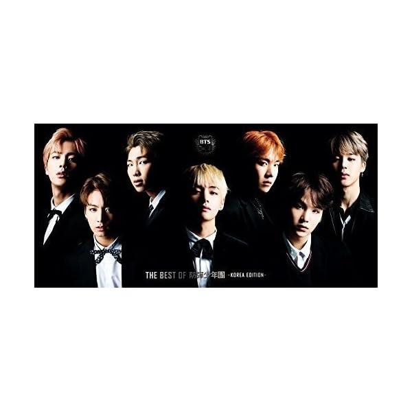 THE BEST OF 防弾少年団-KOREA ...の商品画像