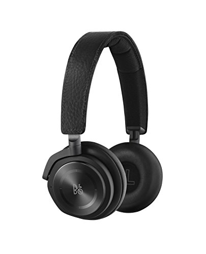 Bang & Olufsen ワイヤレスヘッドホン Beoplay H8 密閉型 オンイヤー ノイズキャンセリング Bluetooth AAC apt-X 対応 ブラック(Black) Beoplay H8 Black 【国内正規品】