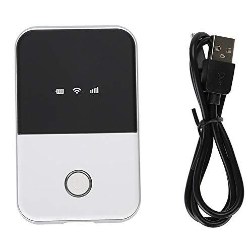 4Gワイヤレスルーター MF925 4G LTEワイヤレスルーター USB充電付きWiFiボックス、スマートフォン タブレットまたはコンピュータ用 小型 簡単操作 最大32GBの標準カードスロット