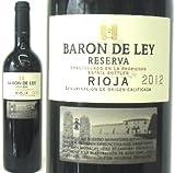 [ Baron de Ley ] バロン・デ・レイ、リオハ リゼルバ 2012 (赤) 750ml
