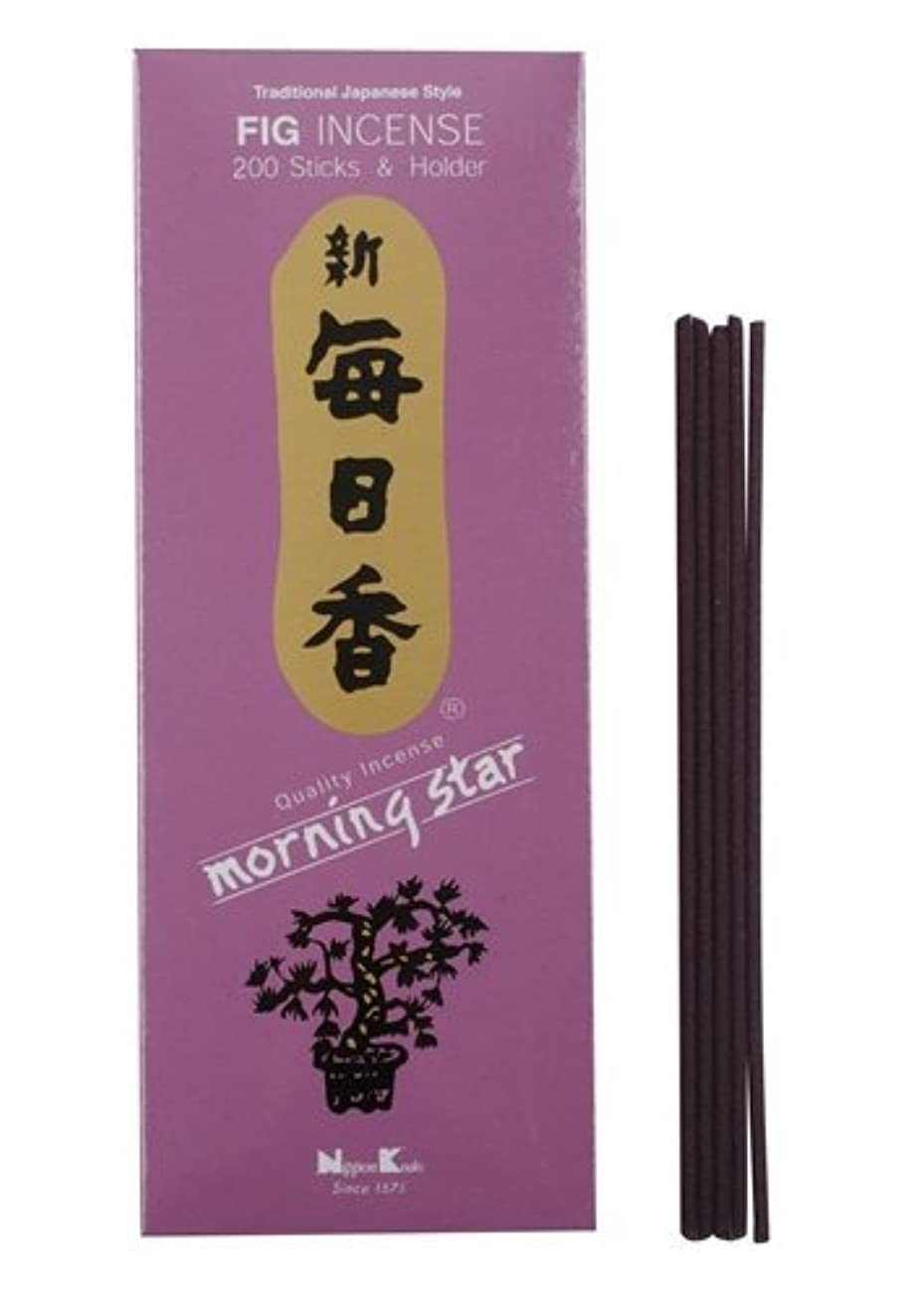 推定する海峡振り向くMorning Star Fig Incense – 200 sticks