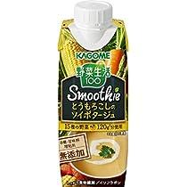 カゴメ 野菜生活100Smoothieとうもろこしのソイポタージュ 250g ×24本