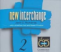 New Interchange Class Audio CD Set (3 CDs): English for International Communication