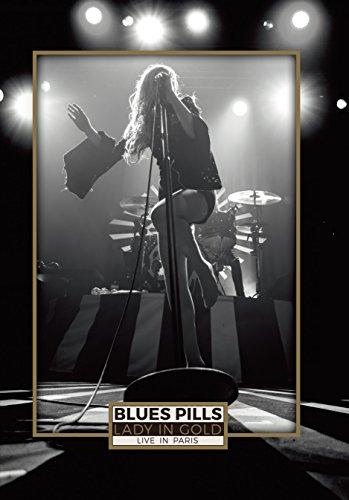 ブルーズ・ピルズ『レディー・イン・ゴールド~ライヴ・イン・パリ』【DVD+2CD(日本語解説書封入)】