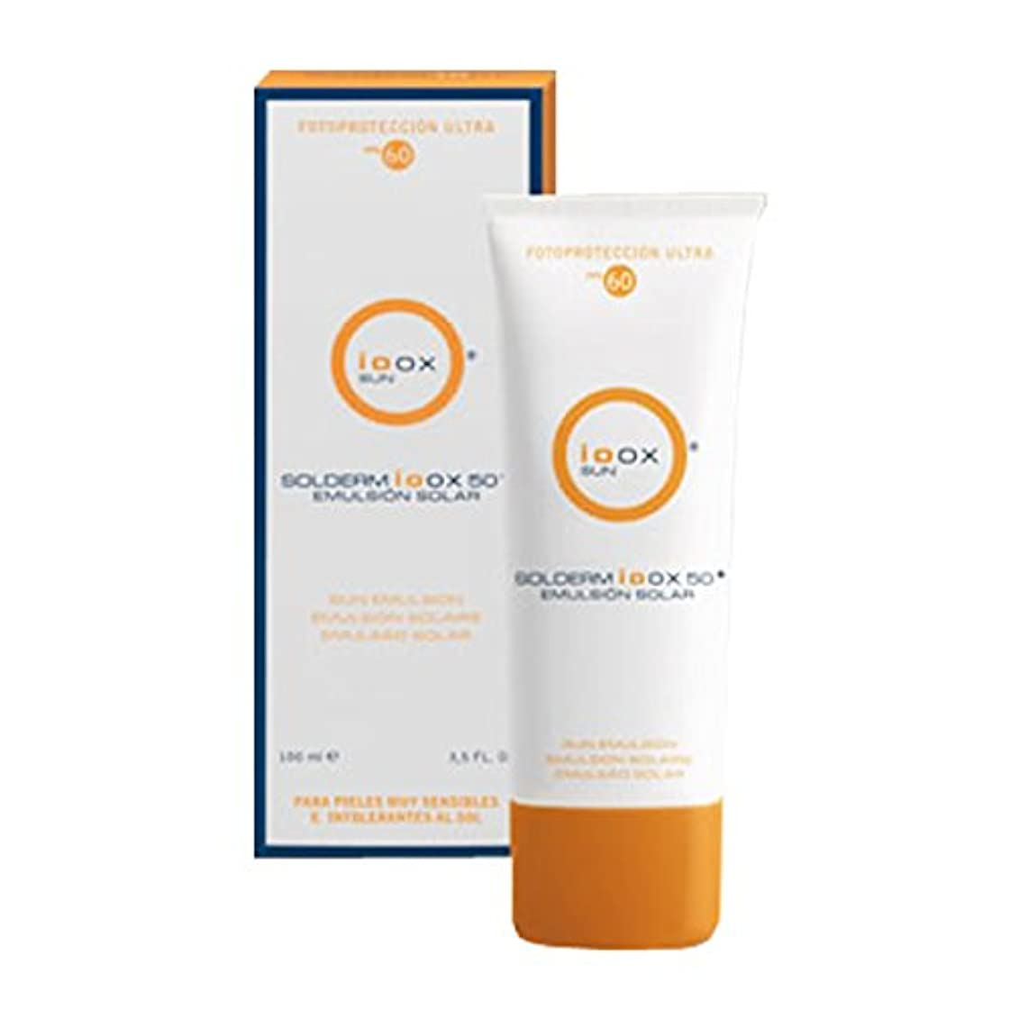 Ioox Solderm Emulsion Spf 50+ 100ml [並行輸入品]