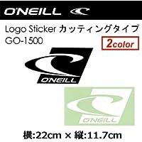 O'neill オニール ステッカー O'neill Logo Sticker カッティングタイプ 22cm GO-1500