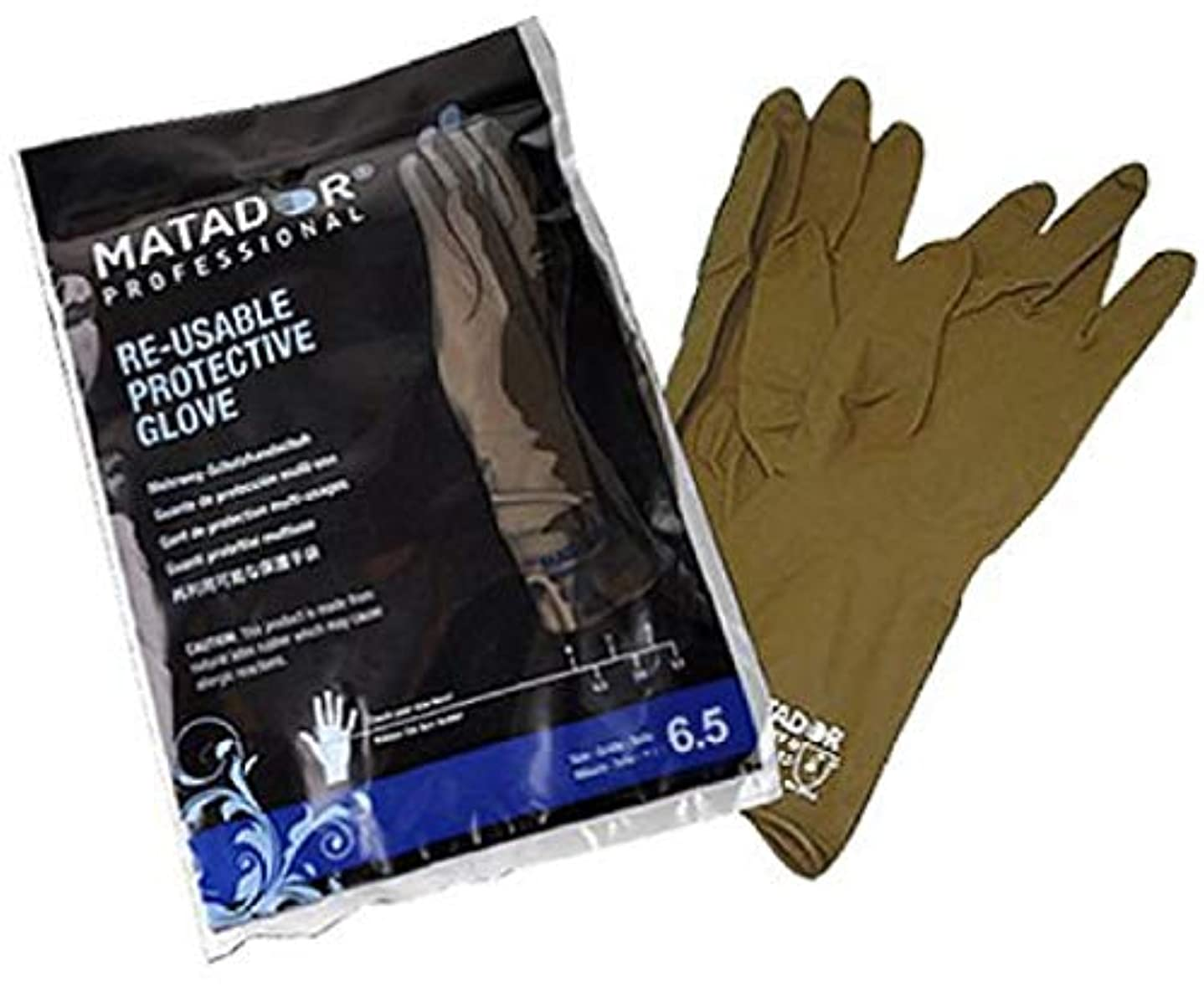 決めます粒謝るマタドールゴム手袋 7.5吋 【24個セット】