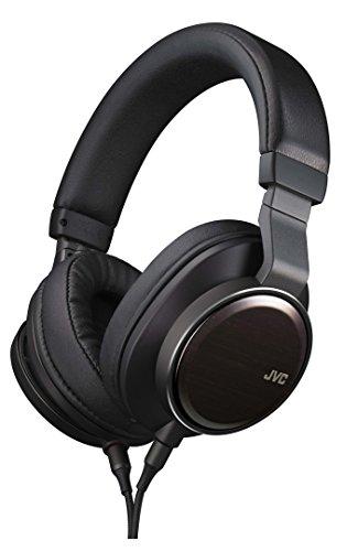 JVC 密閉型ヘッドホン CLASS-S WOODシリーズ ハイレゾ対応 H...