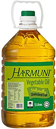 Harmuni Vegetable Oil, 5L