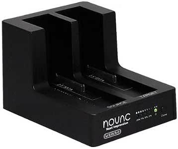 ノバック USB3.0/2.0対応ハードディスクスタンド 「コピー一発2レンジャー 改 USB3.0」 NV-HSC373U3