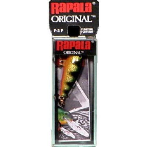 ラパラ ミノー オリジナルフローター 7cm 4g ゴールド G F7-G ルアー