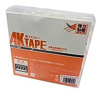 AKテープ粘着付オス白 AK-05 25MMX5M アラコー