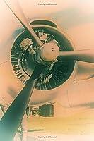 Aircraft Propeller Notebook
