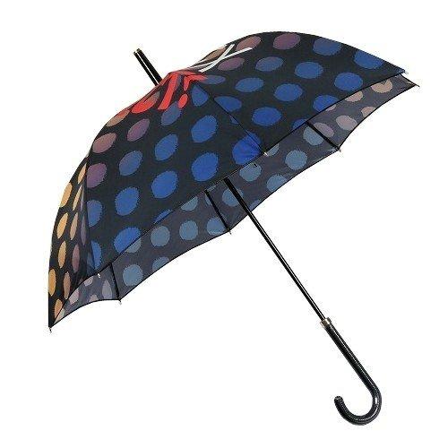 【Vivienne Westwood】ヴィヴィアンウエストウッド ユニセックスドット 婦人長傘(雨傘) 黒