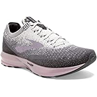 Brooks Australia Women's Levitate 2 Women's Road Running Shoes, Grey/Ebony/White