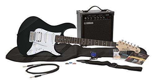 Yamaha ヤマハ Gigmaker EG エレキギター Pack with アンプ アンプリファー, ギグバッグ ギターケース, Tre...