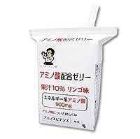 アミノ酸配合ゼリー おためしパック(6個入り)