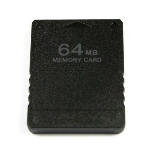 PS2メモリーカード64MB