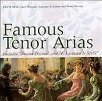 Tenor Arias;Aida/Un Ballo